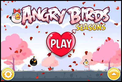 Angry Birds Valentino