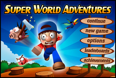 Super World Adventures