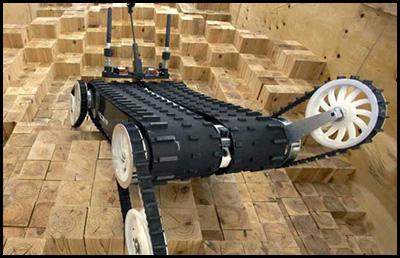 Robot contro i disastri nucleari