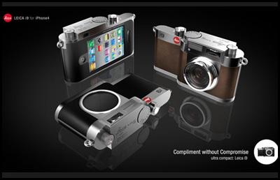 Fotocamera per iPhone