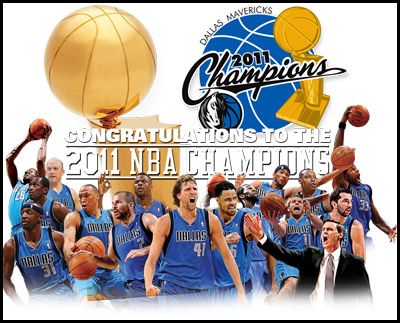 Dallas Mavericks 2011 NBA Champions