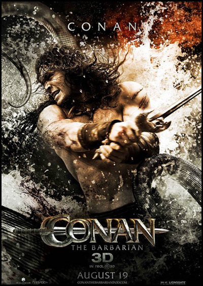 Conan in barbaro