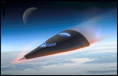Falcon, l'aereo ipersonico