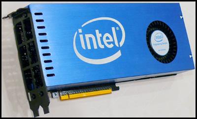 Intele e il processore 50 Core