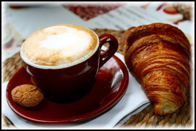 Sposarsi in caffetteria