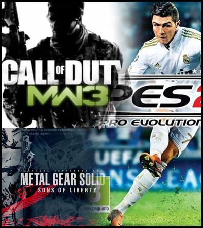 Top games 2012