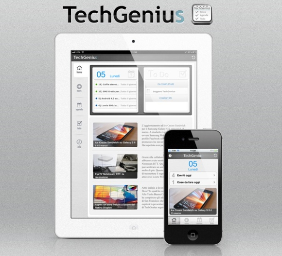 TechGenius app