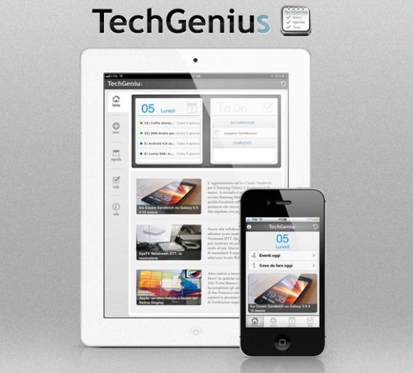 TechGenius app